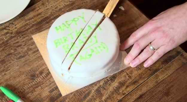 How to Cut Cake | Awesome Baking Hacks And Tips You Should Know | Baking Hacks And Tips