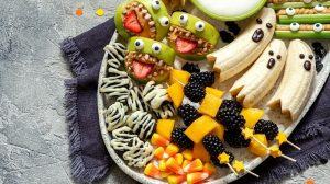 healthy fruit halloween treats | 13 Halloween Food Recipes | Featured