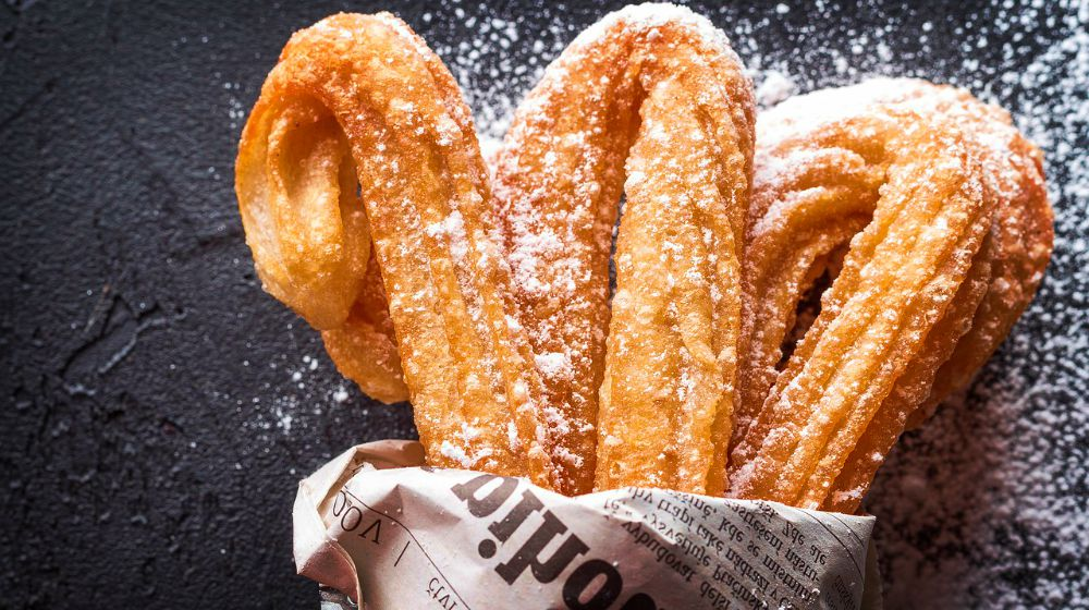 Authentic Homemade Churros Recipe – Go On.  You're Worth It!