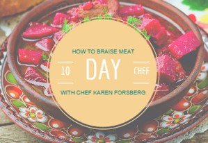 10 Day Chef | How To Braise Meat