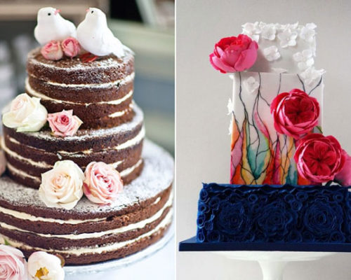 15 Stunning Wedding Cakes For A Unique Wedding