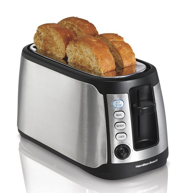 Toaster | Grab Your Kitchen Appliance Now | Check For Amazon Best Deals