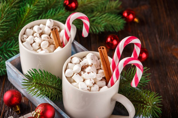 Hot Chocolate with a Twist | Best Homemade Christmas Recipes You Can Serve Your Loved Ones