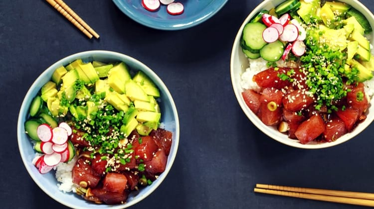 FEATURE | Poke Bowl Recipes To Try At Home | spicy poke recipe