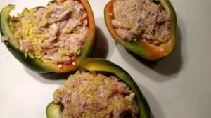 Sausage Stuffed Peppers | Shortcut To A Spicy Meal