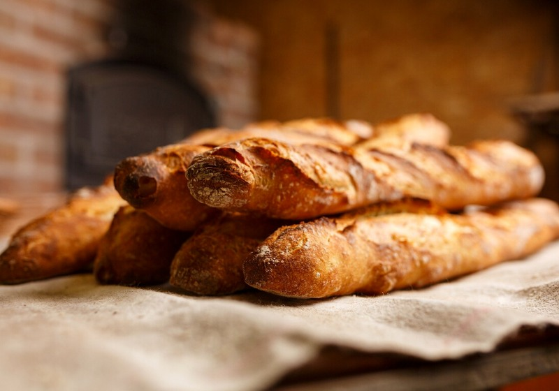bread bakery preparation | different types of bread recipes
