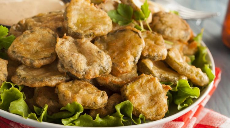 Air Fryer Fried Pickles | Crunchy Air Fryer Fried Pickles Recipe Perfect For Snack Time | Featured
