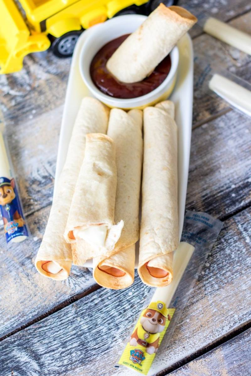 Rubble-Roll-ups | string cheese snacks