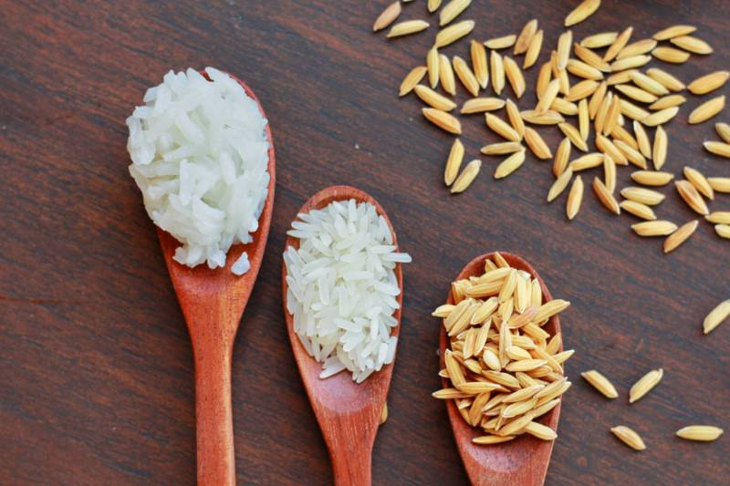 mixed-rice-including-rawcooked-paddy-three | food storage