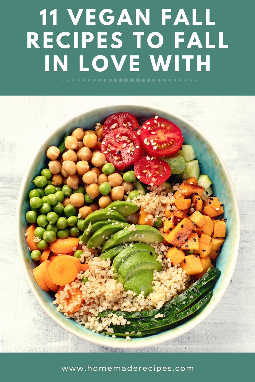 placard   11 Vegan Fall Recipes To Fall In Love With